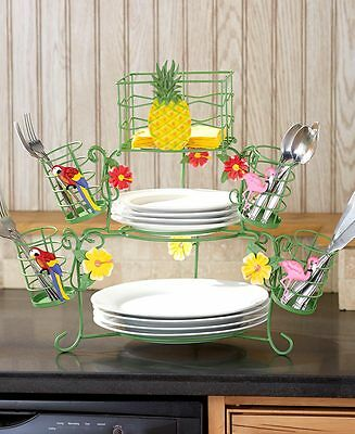 Износа блюда Tropical Themed Buffet Server