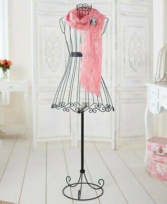 Metal Vintage Boutique Dress Form Mannequin Display Fashion Decorative Stand