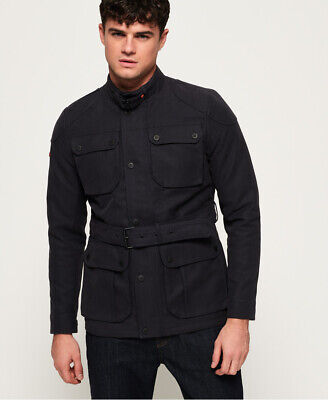 Superdry Mens Premium Four Pocket Field Jacket