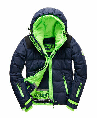 Superdry Mens Elements Ski Jacket