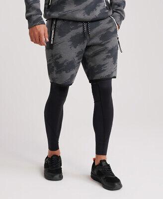 Superdry Mens Core Gym Tech Shorts