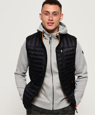 Superdry Mens Core Down Gilet