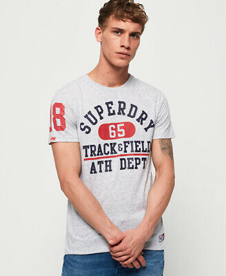 Superdry Mens Track & Field Lite T-Shirt