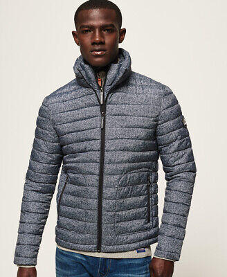 Superdry Printed Double Zip Fuji Jacket