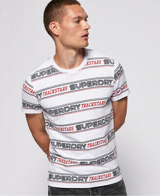Superdry Mens Podium T-Shirt