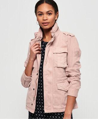 Superdry Womens Camari Rookie Jacket