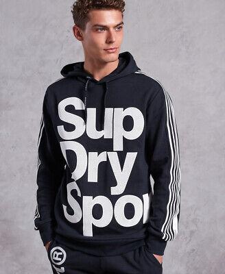 Superdry Mens Combat Sport Hoodie