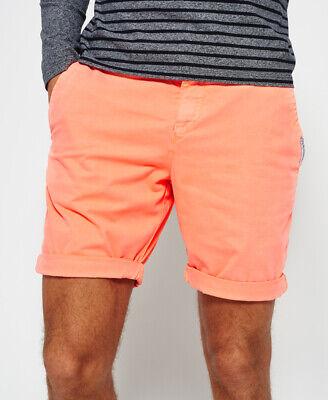 Superdry Mens International Hyper Pop Chino Shorts