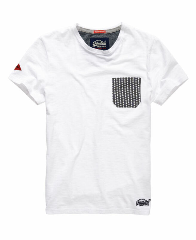 Superdry Festival Pocket T-shirt