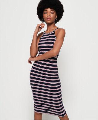 Superdry Womens Tiana Midi Dress