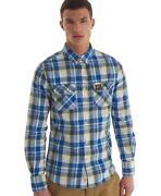 Mens SUPERDRY Check Shirt