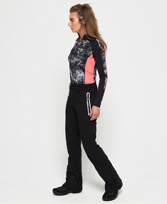 Superdry Womens Sleek Piste Ski Pants