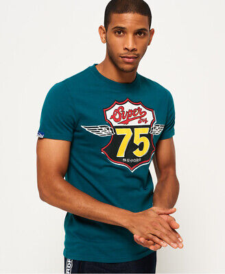 Superdry Mens Reworked Classic T-Shirt
