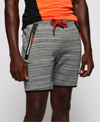 Superdry Mens Gym Tech Stretch Shorts
