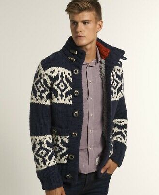 Superdry Mens Templar Knit