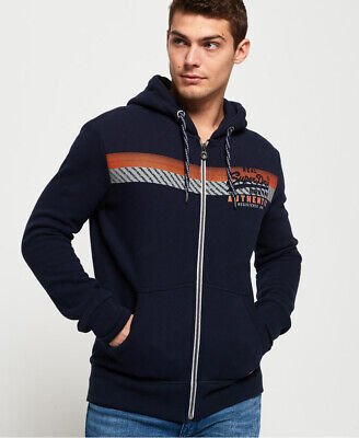 Superdry Vintage Authentic Zip Hoodie