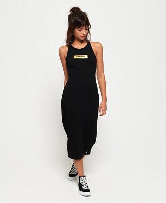 Superdry Womens Alex Midi Dress