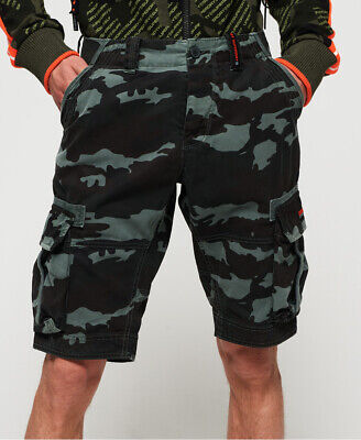 Superdry Mens Core Cargo Lite Shorts
