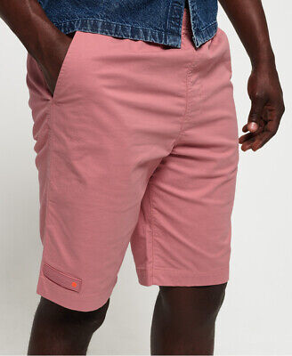 Superdry Mens World Wide Chino Shorts