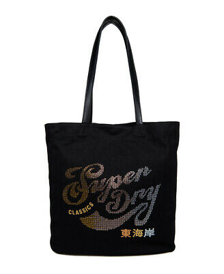Superdry Womens Shopper Bag