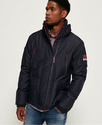 Superdry Mens Polar Sd-Windattacker Jacket