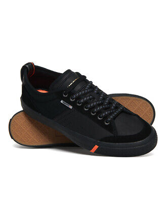 Superdry Mens Skate Classic Low Trainers