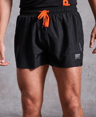 Superdry Mens Active Training Shorts