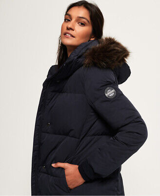 Superdry Womens Cocoon Parka Jacket