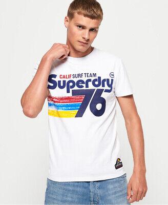 Superdry Mens 76 Surf T-Shirt
