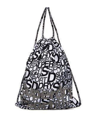Superdry Womens Drawstring Sport Bag