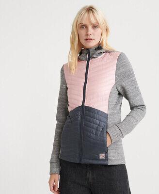 Superdry Womens Storm Classic Hybrid Jacket