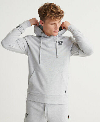 Superdry Mens Training Flex Overhead Hoodie