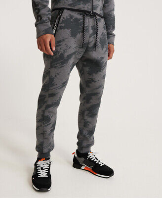 Superdry Mens Core Gym Tech Joggers