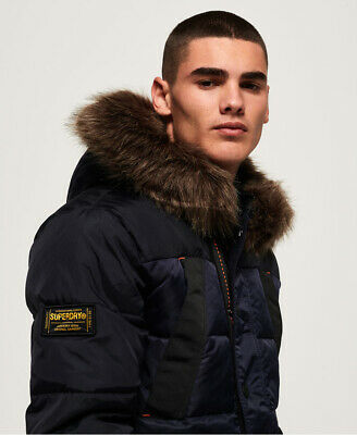 Superdry Mens Chinook Jacket