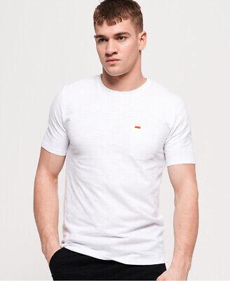 Superdry Mens Dry Originals Short Sleeve Pocket T-Shirt