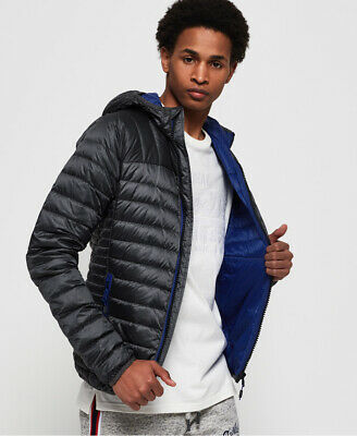Superdry Mens Chromatic Core Down Jacket
