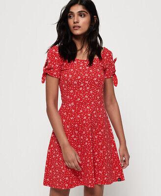 Superdry Womens Becca Mini Dress