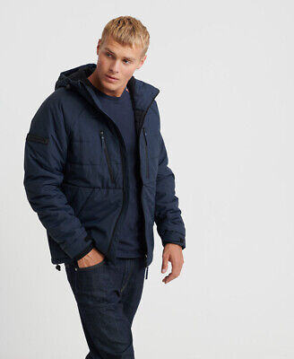 Superdry Mens Aeon Padded Jacket