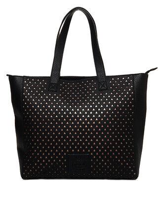 Superdry Womens Elaina Star Perforated Tote Bag