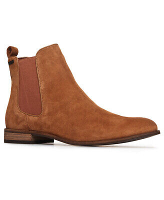 Superdry Womens Millie Suede Chelsea Boots