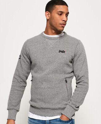 Superdry Mens Orange Label Urban Sweatshirt