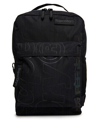 Superdry Mens Academic Reflective Rucksack