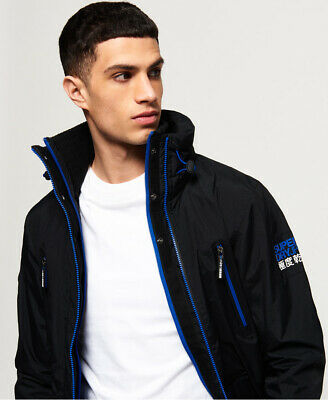 Superdry Mens Technical Sd-Windattacker