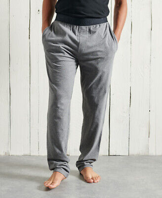 Superdry Mens Laundry Jersey Pants