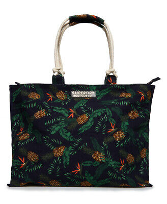 Superdry Womens Amaya Rope Tote Bag