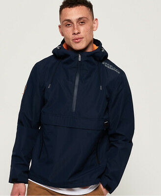 Superdry Mens Overhead Elite Sd-Windcheater Jacket