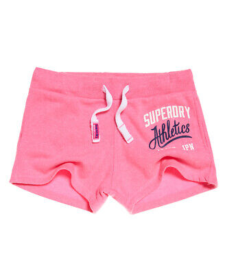 Superdry Womens Track & Field Shorts
