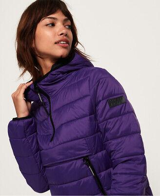 Superdry Womens Fuji Overhead Jacket