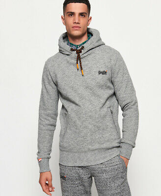 Superdry Mens Orange Label Hyper Pop Hoodie