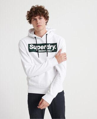 Superdry Mens Camo International Hoodie
